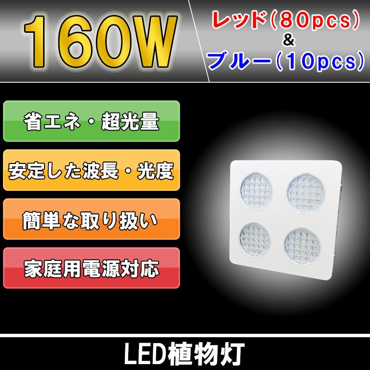 160W LED植物灯
