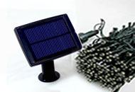 LEDイルミネーション ソーラーライト