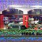 大分県大分市エーワン萩原店様へのイルミネーション業務用の施工例