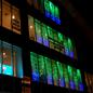 神奈川県海老名市株式会社リコー様へのイルミネーション業務用の施工例