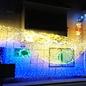 山梨県南巨摩郡富士川(有)望月電気商会様へのイルミネーション業務用の施工例